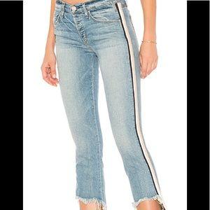 McGuire jeans 27 Ibiza midrise crop